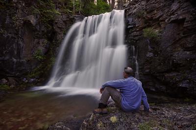 Remote Rockwell Falls