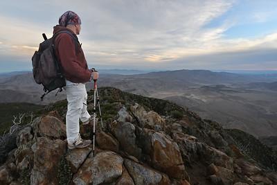 Sunrise Atop Garnet Peak (5,909')