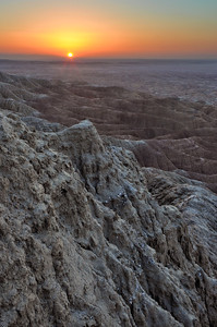 Borrego Badlands (Sunrise) San Diego, California.  Copyright © 2012 All rights reserved.