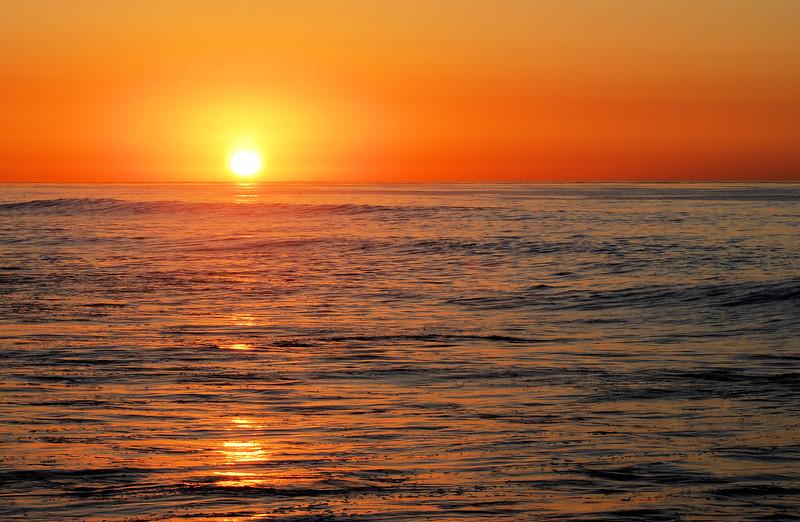 Sunset (La Jolla Shores)