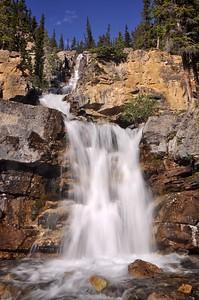 Tangle Falls Jasper National Park, Alberta Canada. Copyright © 2009 All rights reserved.