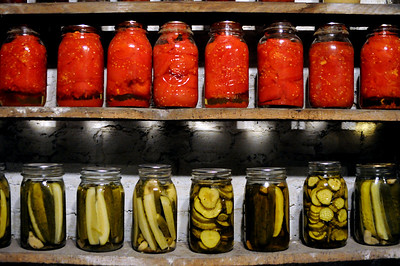 Tomatoes & Pickles...