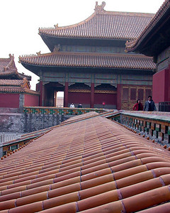 Forbidden City Beijing China.
