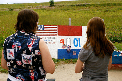 Shanksville Pennsylvania, Flight 93 memorial