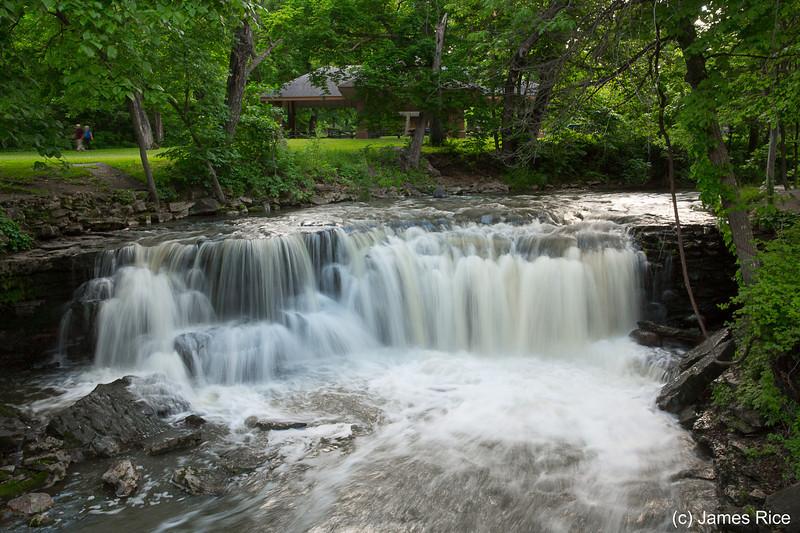 Upper Falls of Minneopa
