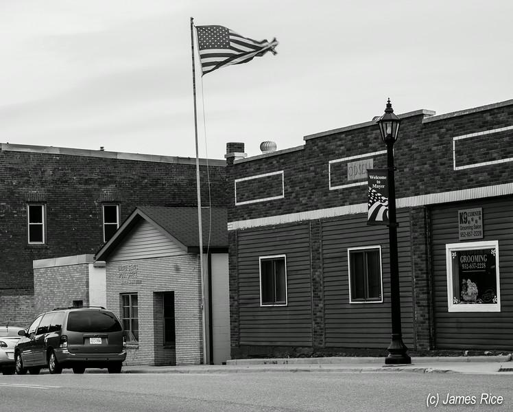 Downtown Mayer, MN