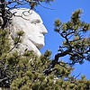 GeorgeWashington Mount Rushmore SD