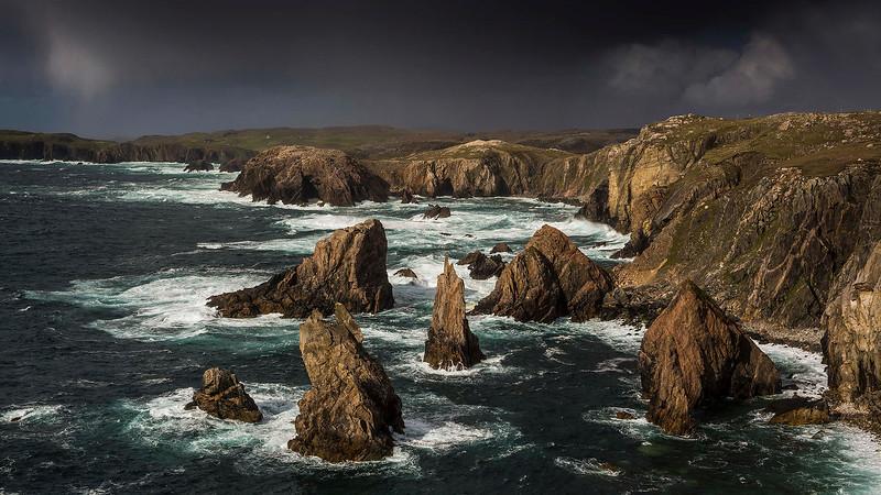 After the rain-Scotland