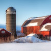 Winter Farm WI