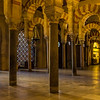 The Mosque-Cathedral of Cordoba Spain
