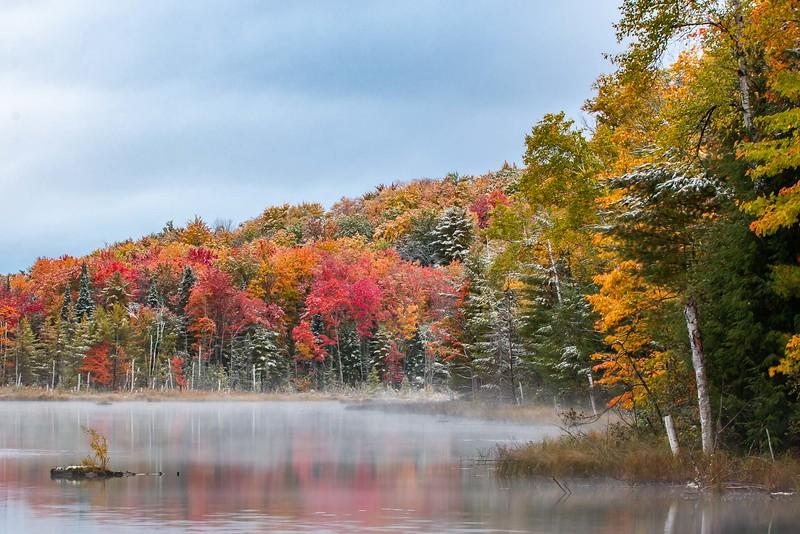 Autumn and Winter-Upper Peninsula MI