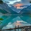 Lake Louise Sunrise Canada