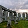 Morning at Stonehenge England