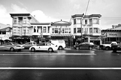 All In A LIne | Spring 2011 | San Francisco, CA