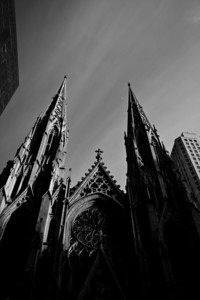 St. Patrick's Cathedral | Winter 2010 | New York, NY