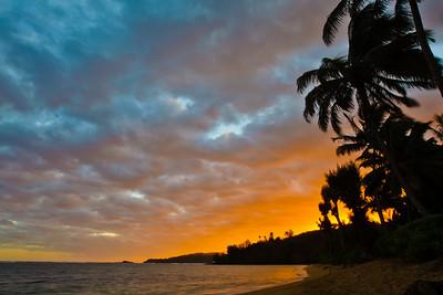 Kalihiwai Bay   Winter 2011   Kauai, HI
