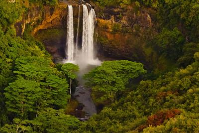 Wailua Falls   Winter 2011   Kauai, HI