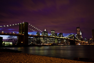 Brooklyn Bridge | Winter 2009 | Brooklyn, NY