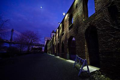 DUMBO | Winter 2010 | Brooklyn, NY