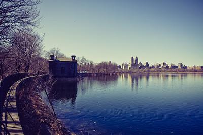 Central Park | Winter 2010| New York, NY