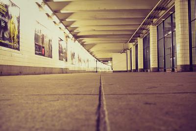 15th Street - Prospect Park Station | Winter 2010 | Brooklyn, NY