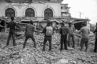 Civilian Earthquake Support