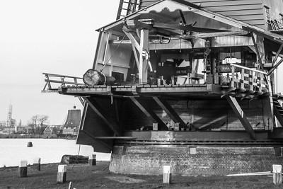 Dutch Sawmill