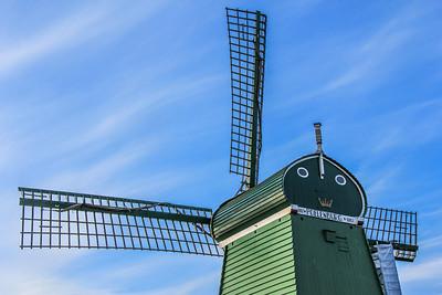 Waffle windmill