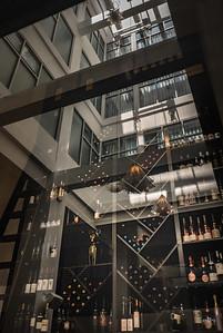 wine elavator