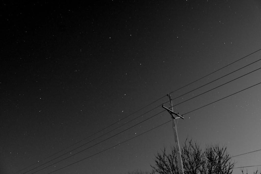 The Big Dipper taken during a night shoot in the far northwest suburbs of Omaha.