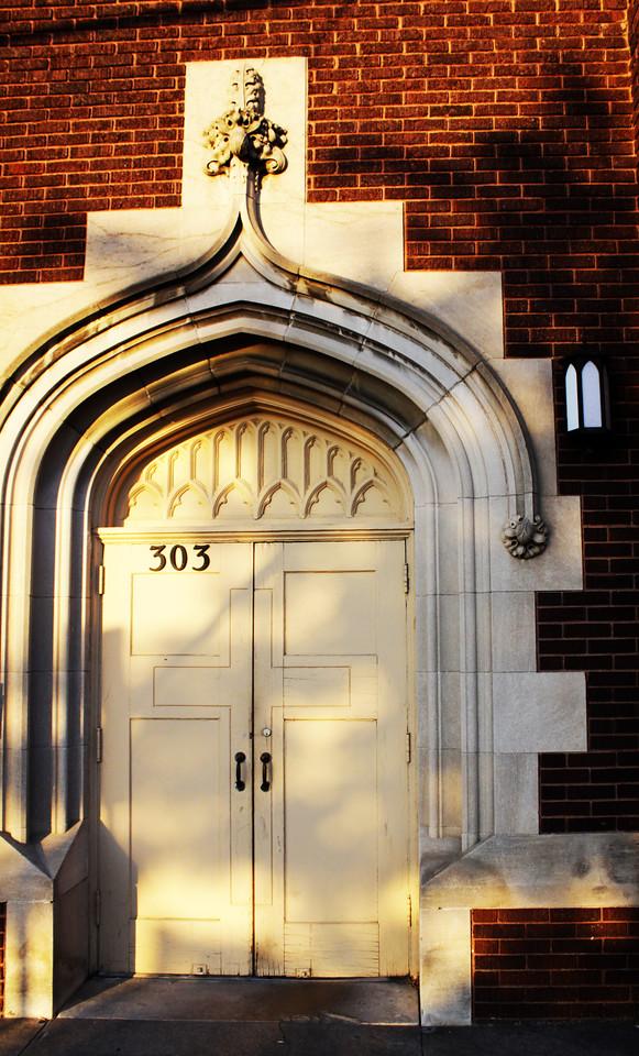 Pella Lutheran Church in Omaha, Nebraska, off 40th and Farnam.
