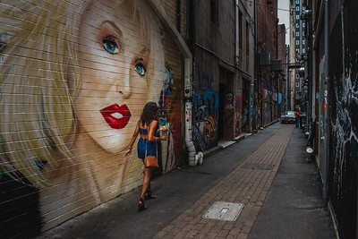 dolly on strong alley