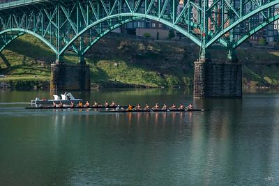 UT rowers