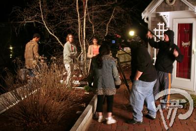 """<font color=""""ffo1d1"""">RIDGEWOOD MOTEL & COTTAGES <font color=""""white""""></br>— indie film: still shots </font></br>Orleans, MA </br>4 . 24 — 26 - 2009 </font>"""
