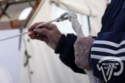 CHATHAM FISH PIER — commemorating pendleton ■ Chatham, MA 2 . 18 - 2012