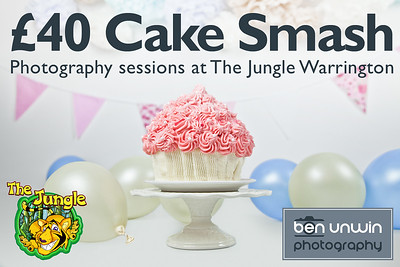 Cake Smash Photography Warrington