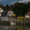 Vinalhaven Island  At  Close of Day
