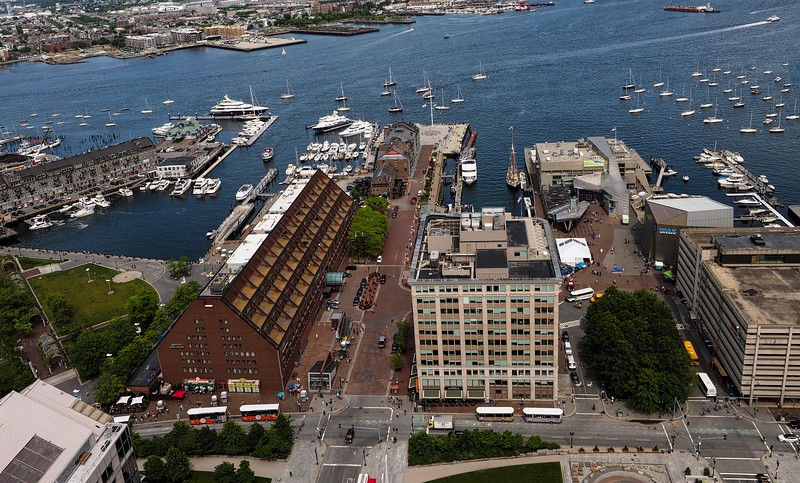 From The Top of the Customs House #2