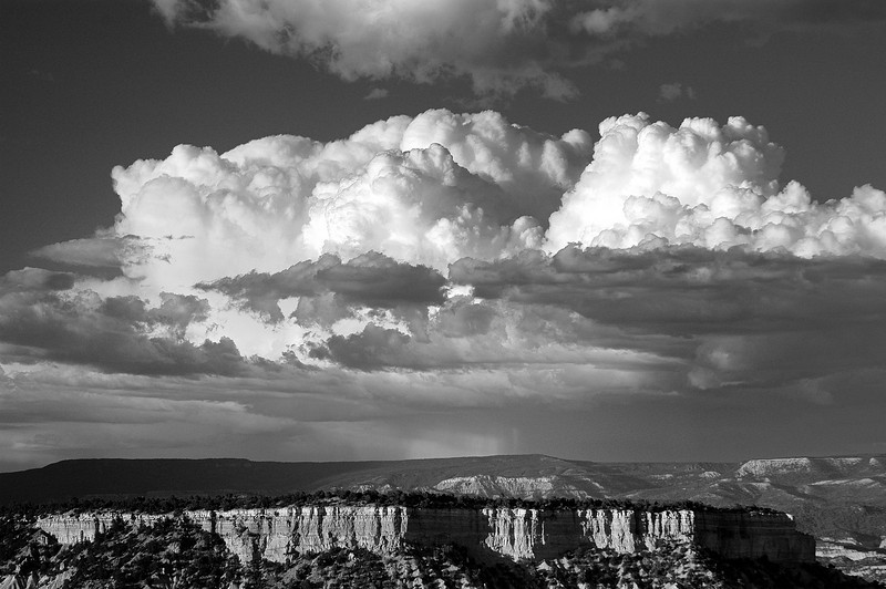 Clouds Over Bryce Canyon