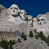 Four Faces on Mount Rushmore