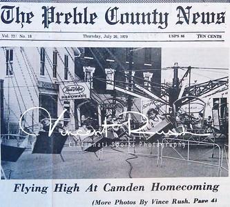 Preble County News