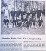 Camden Little League. From the archives of The Preble County News of Camden Ohio in Preble County Ohio. All archived photographs pulled from the Preble County Geneology Center in Eaton, Ohio by Vincent Rush of Cincinnati Sports Photography