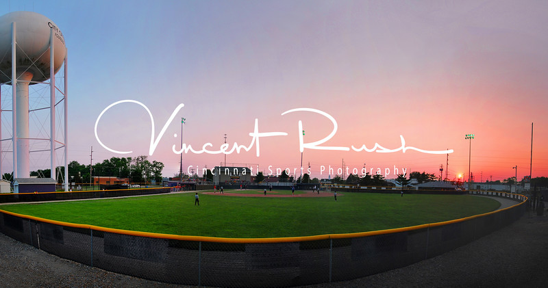 Eaton, Ohio Little League Baseball Field by Eaton Little League Photographer and Dayton Sports Photography, Cincinnati Sports Photography and Ohio Sports Photographer Vincent Rush