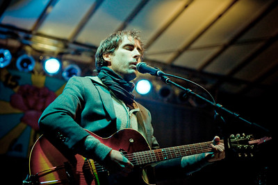 Andrew Bird at the 2011 Hideout Block Party