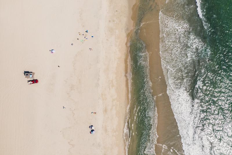 Fine art aerial photography prints of Newport Beach, CA