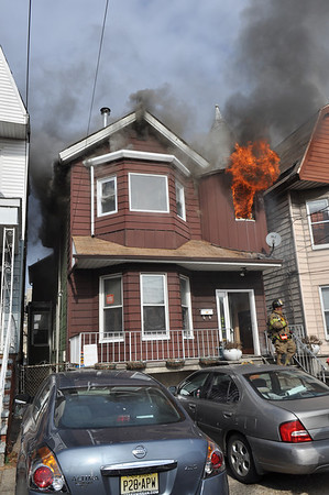 02.10.12 - Second Alarm - Jersey City, NJ.