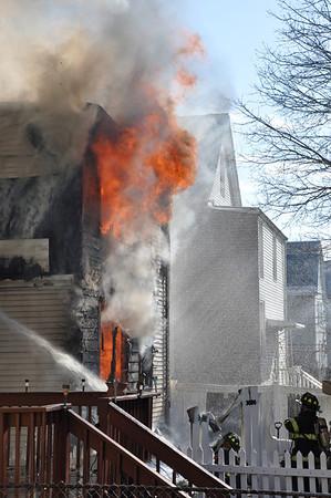 02.27.12 - Third Alarm - Kearny, NJ.