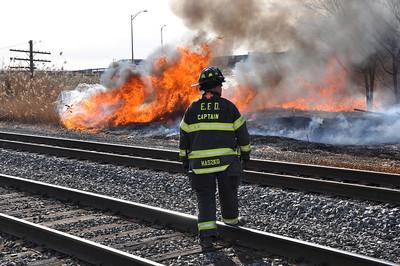 03.12.12 - Brushfire - Elizabeth, NJ.