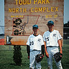 Austin, MN; baseball tournament; Jared & Nate Eidem