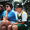 Austin, MN; baseball tournament; Cathy & Brandon
